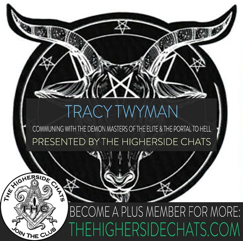Tracy Twyman Baphomet Interview on The Higherside Chats Podcast