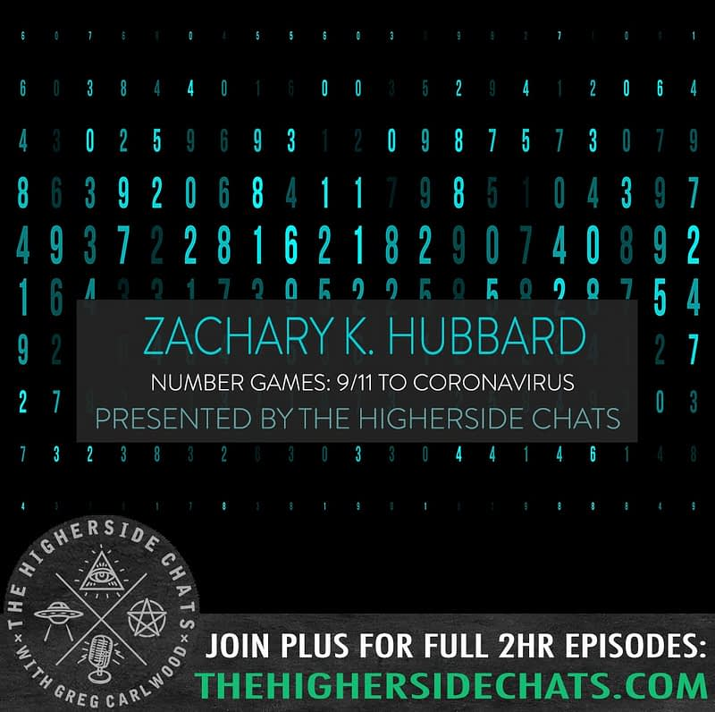 Zachary K Hubbard Number Games Interview on The Higherside Chats