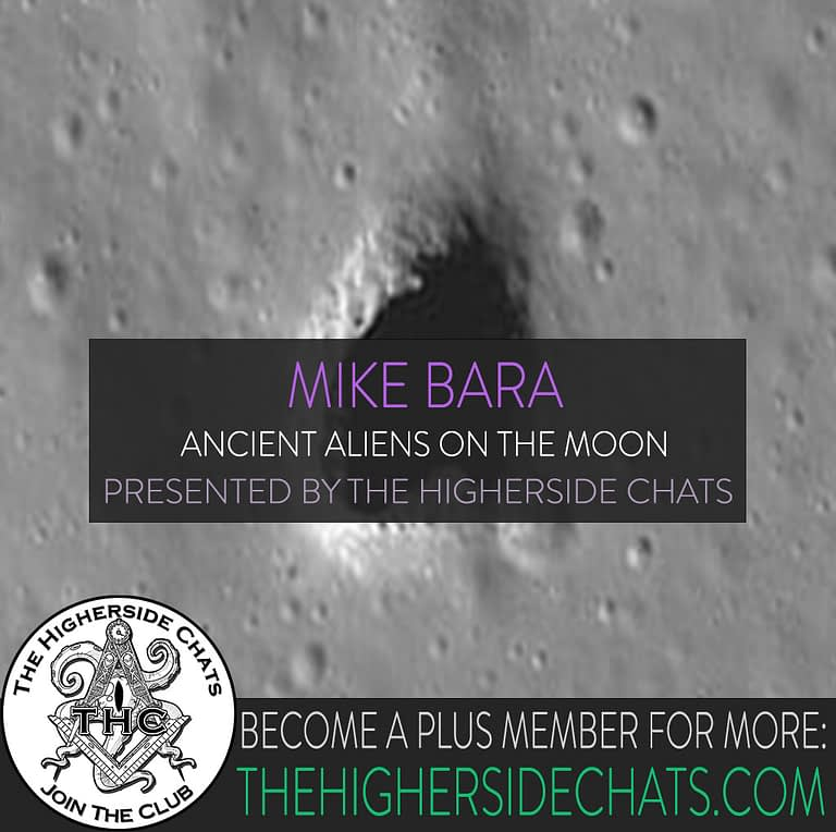 Mike Bara Ancient Aliens on the moon