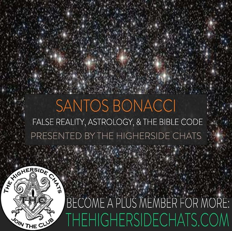 Santos Bonacci Astrology Interview on The Higherside Chats Podcast