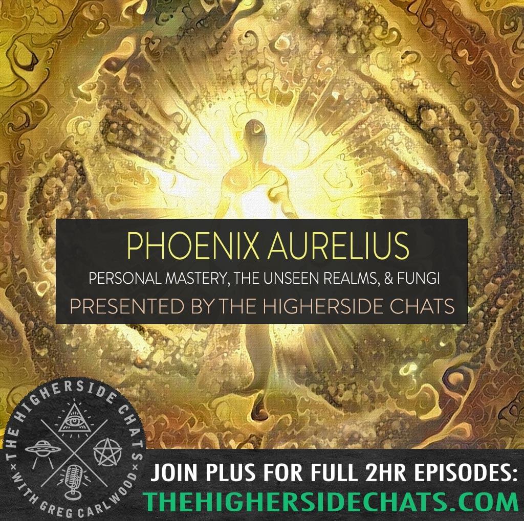 Phoenix Aurelius | Personal Mastery, The Unseen Realms, & Fungi