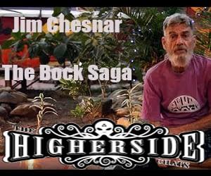 Jim Chesnar, The bock saga, Hollow earth, hell, asher people, etymology,