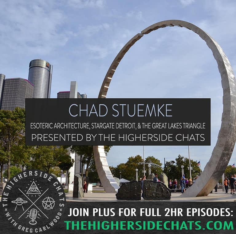 Chad Stuemke Portal Places Stargate Detroit Interview on The Higherside Chats Podcast