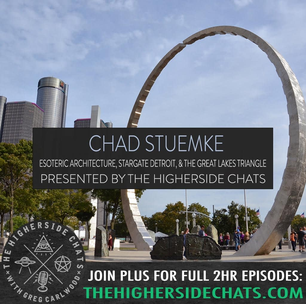 Chad Stuemke | Esoteric Architecture, Stargate Detroit, & The Great Lakes Triangle