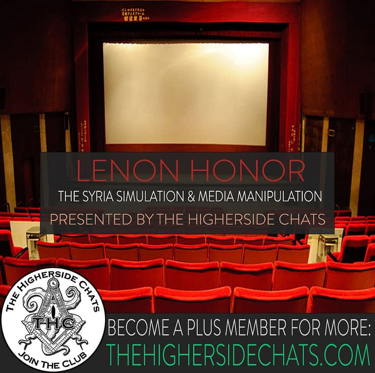 Lenon Honor Interview on The Higherside Chats Podcast