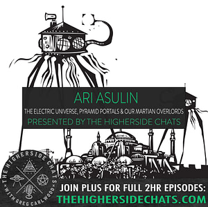 Ari Asulin | The Electric Universe, Pyramid Portals, & Our Martian Overlords