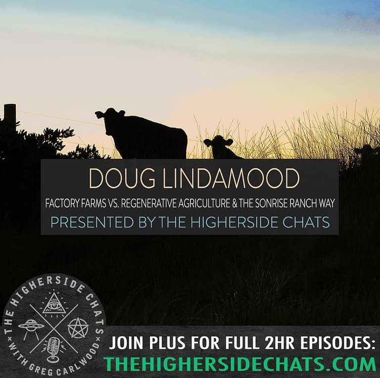 Doug Lindamood Regenerative Agriculture SonRise Ranch Meat Interview on The Higherside Chats Podcast