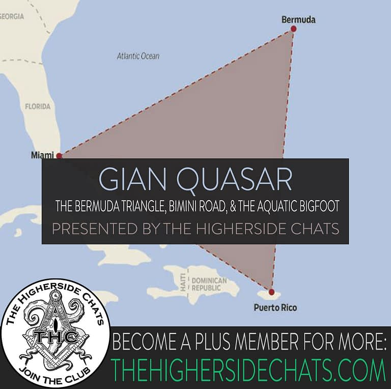 Gian Quasar Bermuda Triangle Interview on The Higherside Chats Podcast