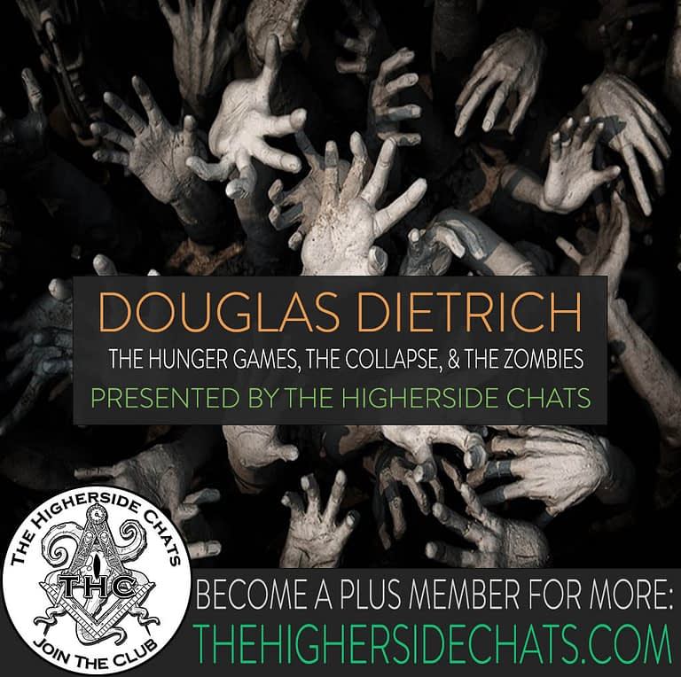 Douglas Dietrich Interview on The Higherside Chats Conspitacy Podcast