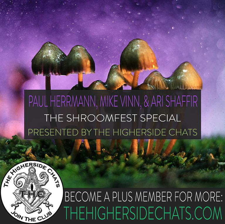 THC Shroomfest special ari shaffir